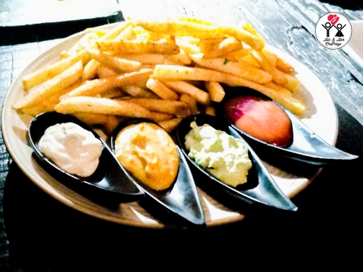 Herbed French Fries
